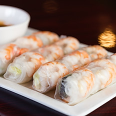 Shrimp & Pork Spring Roll