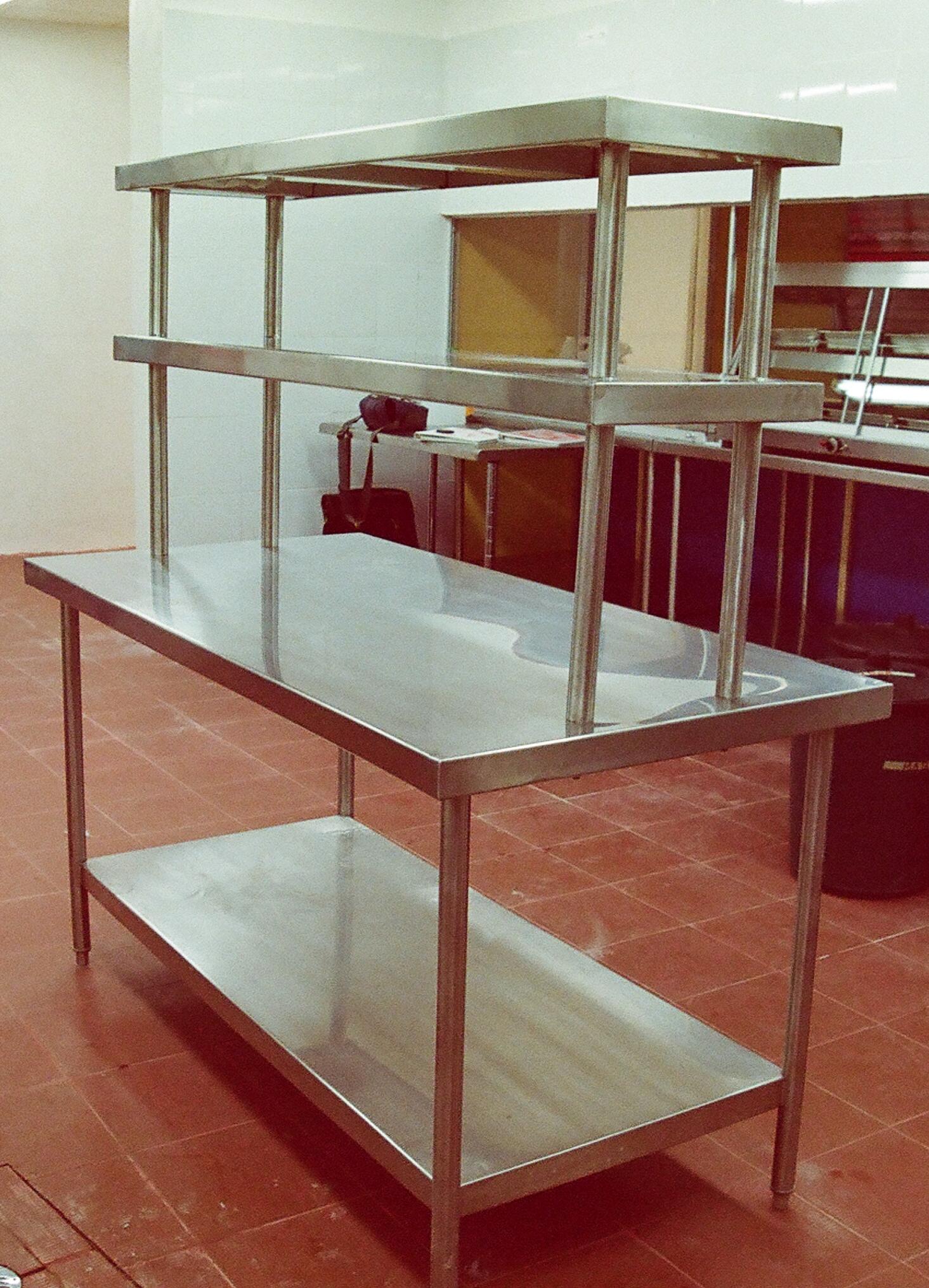 mesa de 3 niveles