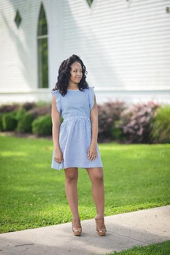 Rylie Ruffle Dress