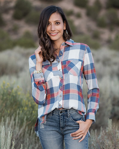 Lumberjack Plaid Top
