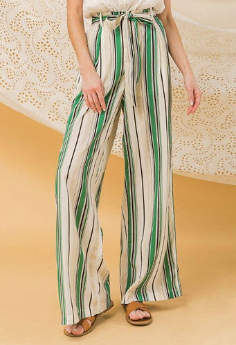 Fun Striped Pants