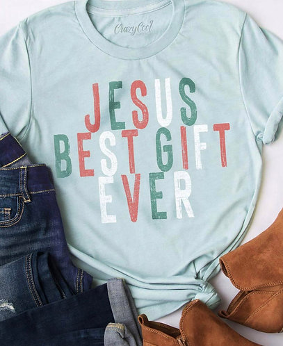 Jesus Best Gift Ever Tee