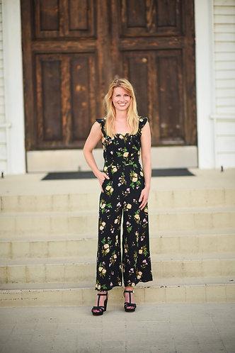 Jillian Floral Jumper