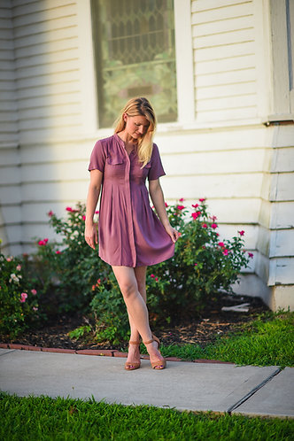 Fancy Free Midi Dress