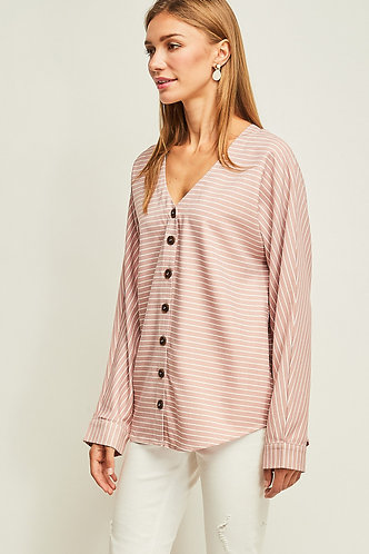 Holly Button Down Top