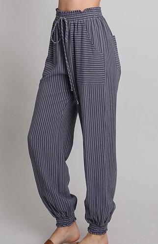 Shea Striped Joggers