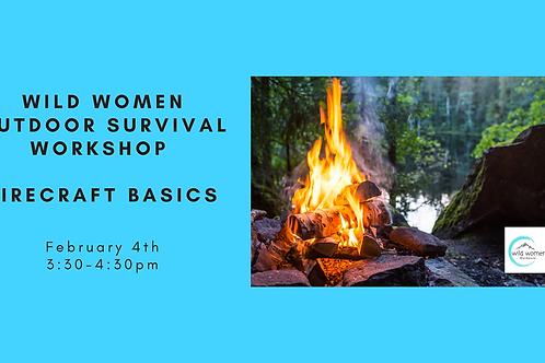 February Outdoor Survival Workshop - Denver CO