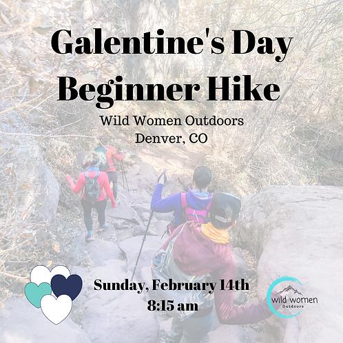 February Beginner Hike - Denver CO
