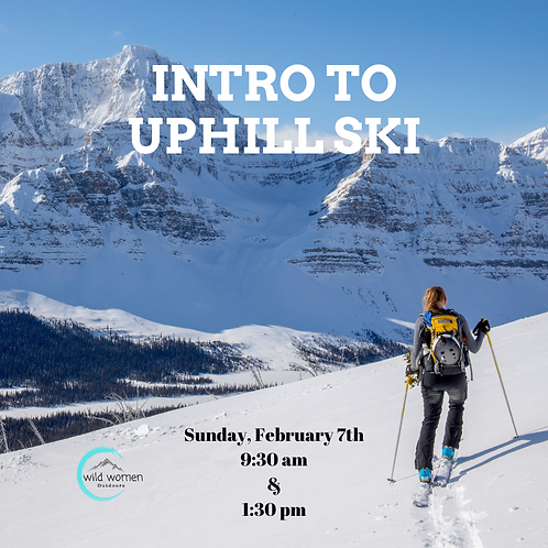 February Intro to Uphill Ski - Denver CO