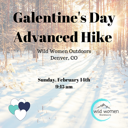 February Advanced Hike - Denver CO