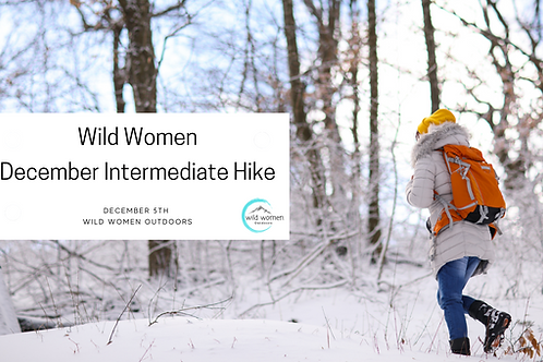 December Intermediate Hike- Colorado