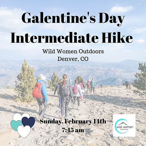 February Intermediate Hike - Denver CO