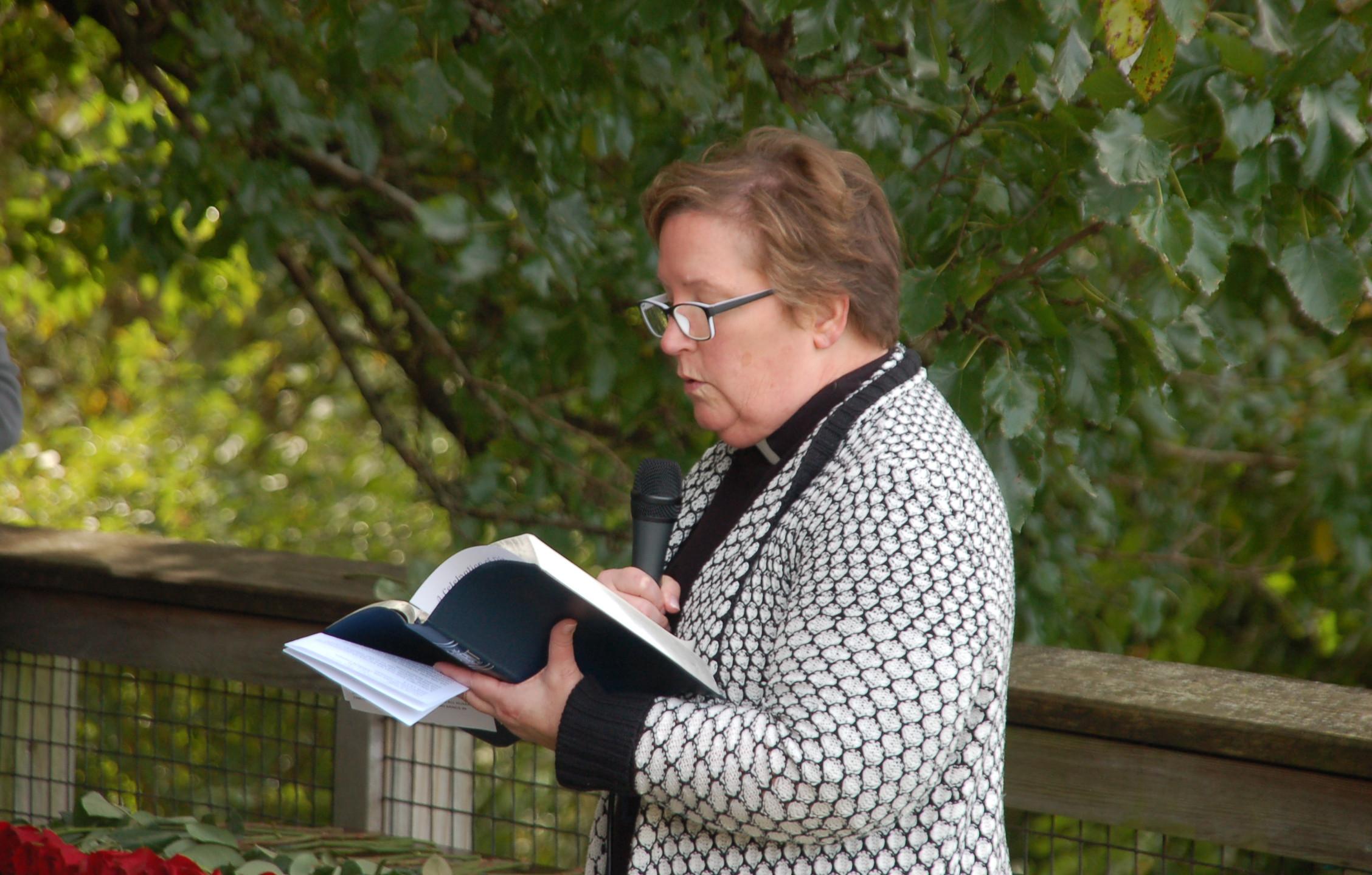 Pastor Patti