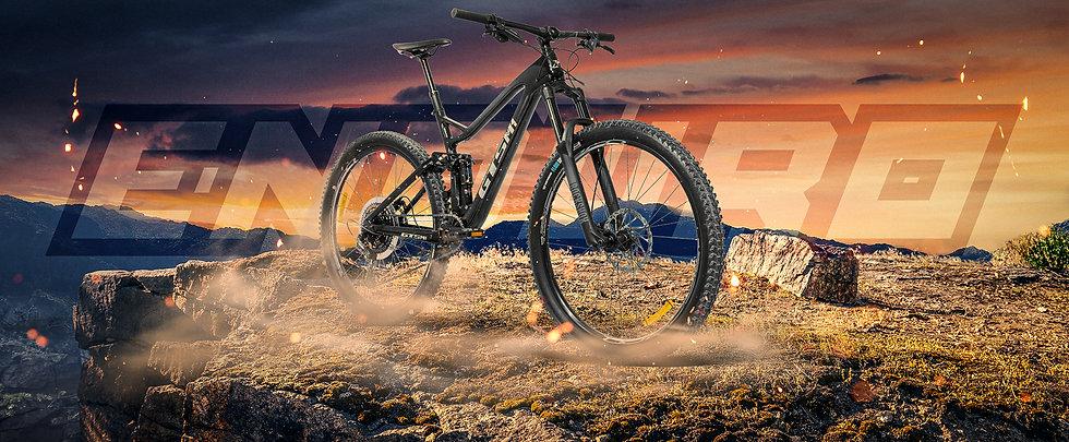 Bicicleta GTS Rav Enduro