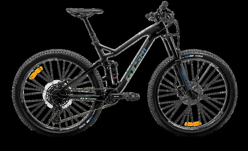 Bicicleta GTS Rav Enduro 29 Full Sram Sx 1x12