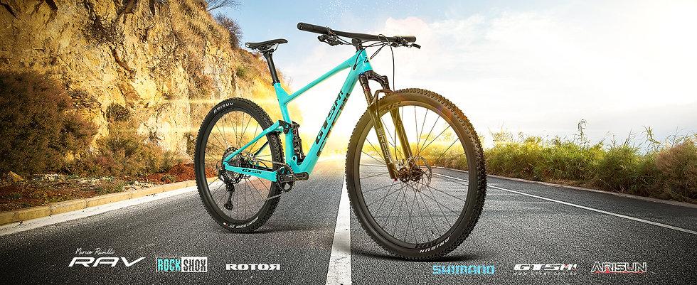 Bicicleta GTSM1 Rav 2 gREEN Edition