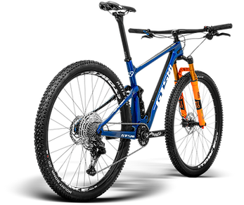 Bicicleta Rav 03-S Traseira