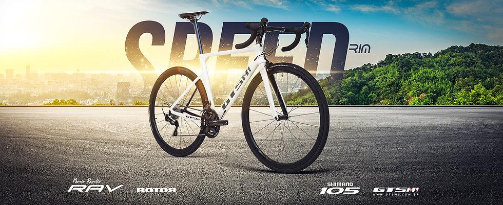 Bicicleta GTS Rav Speed Rim