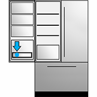 Frances 3 puertas - Puerta izquiera abaj