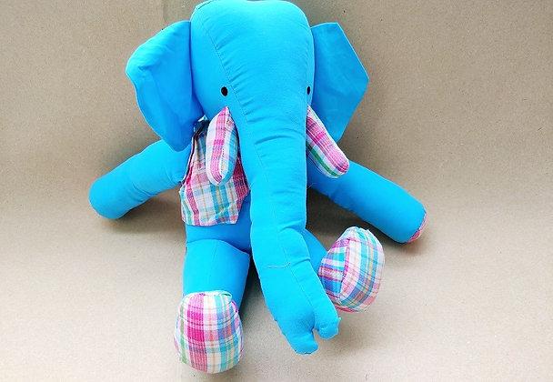 Baba Elephant Soft Toy