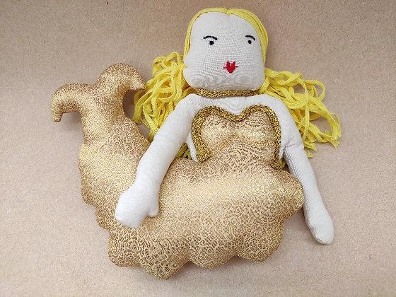 Mermaid Soft Toy