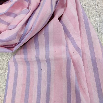 Handwoven Cotton Scarf 6