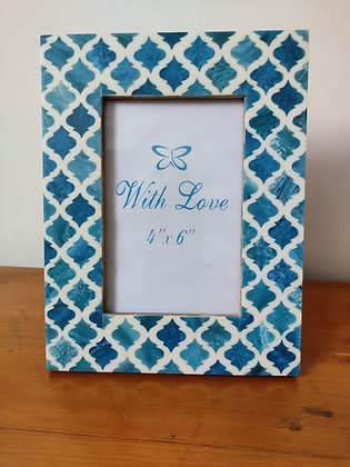 Hand-Crafted Picture Frame