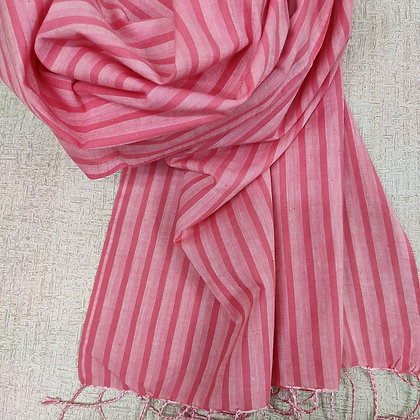 Handwoven Cotton Scarf 2