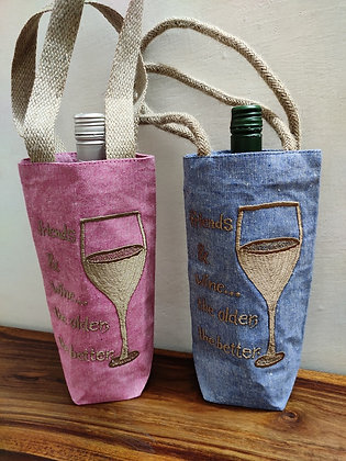Up-cycled Bottle Bags