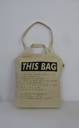 THIS BRAILLE BAG