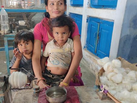 Panna Devi is Ill