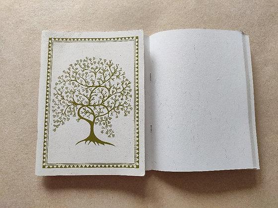 Handmade Paper Note Book