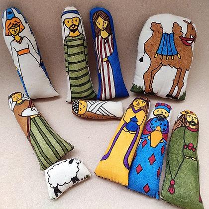Nativity in a Bag