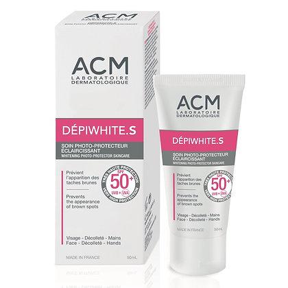 DEPIWHITE S CREMA SPF 50