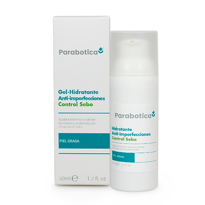 PARABOTICA GEL HIDRATANTE ANTI-IMPERFECCIONES 50ml