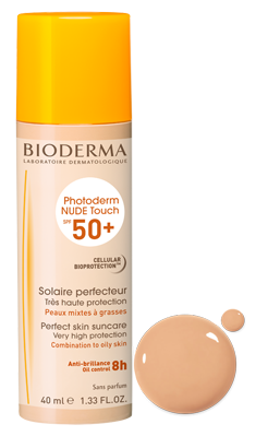 PHOTODERM NUDE DRY TOUCH CLARO