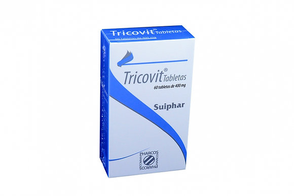 TRICOVIT 60 TABLETAS