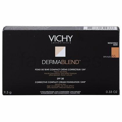 DERMABLEND COMPACTO 55 9.5 GR