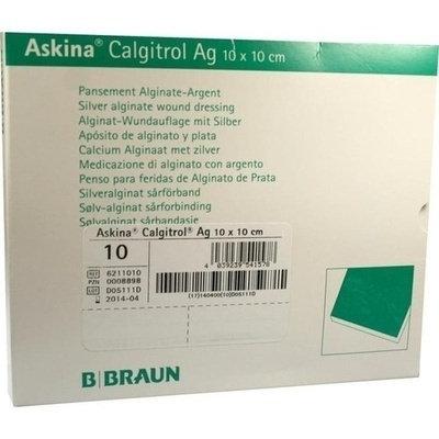ASKINA CALGITROL AG 10X10cm