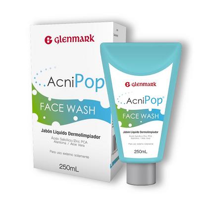 GLENMARK ACNIPOP FACE WASH