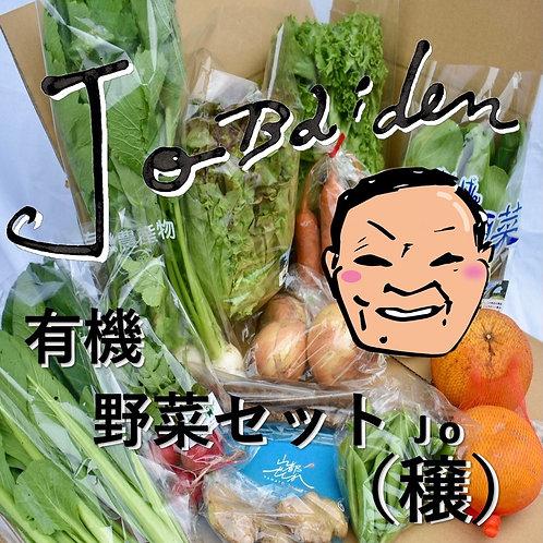 Jo Baiden 有機野菜セット 穣(ジョー)