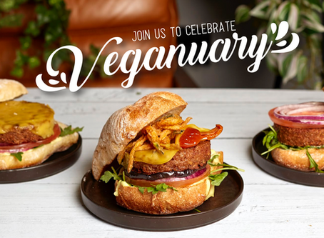 Join us to celebrate Veganuary!