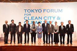 22 Cities adopt Tokyo Declaration for cleaner cities, skies