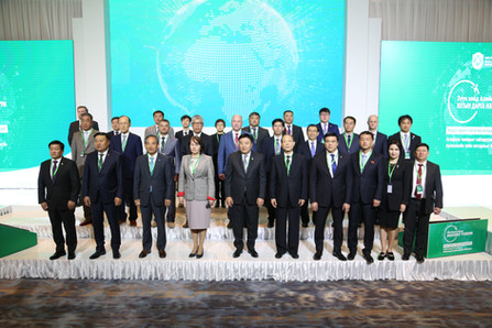 ICLEI East Asia delivers keynote at the 3rd Northeast Asian Mayors' Forum in Ulaanbaatar