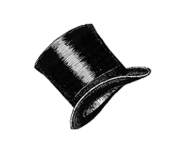 top hat for sonny james the illusionist in phoenix arizona