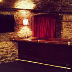 Operation _Satellite Bar_ is complete! Where are you having your holiday party_ #brickevents #614 #a