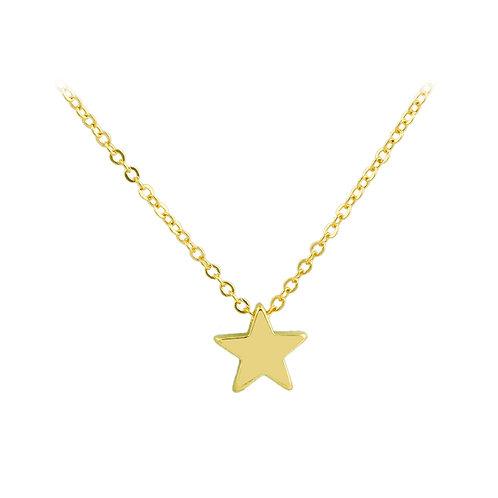 Collar Estrella Oro