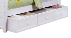 Summerlin Trundle White