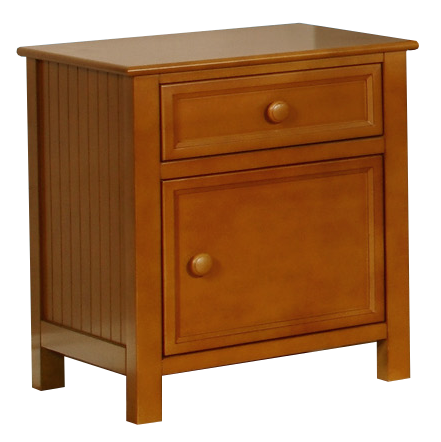 Summerlin Nightstand Pecan