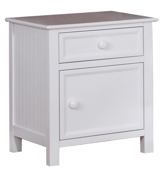 Summerlin Nightstand White